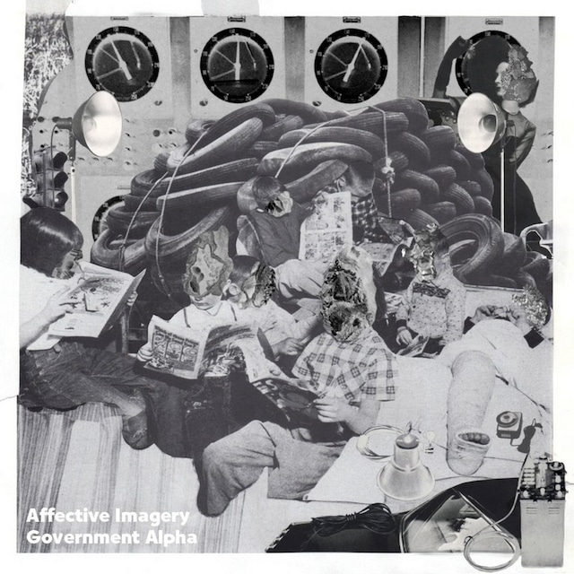 GOVERNMENT ALPHA - AFFECTIVE IMAGERY(CD)