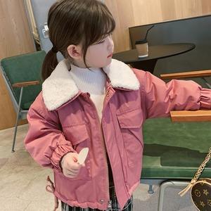1525子供服 冬 キッズ コート ジャケット 女の子 防寒 あったか 子ども モッズコート モッズジャケット 身長90cm-130cm