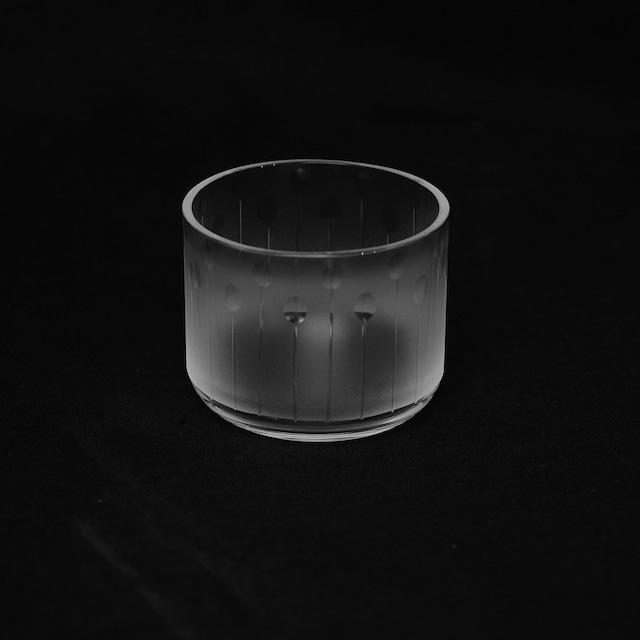 大迫友紀 Yuki Osako 真ん中のグラス 線と丸 (線・丸)