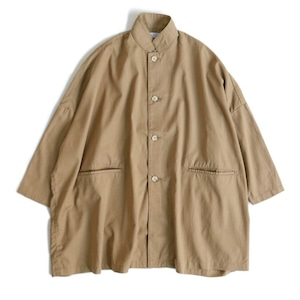 【SETTO】MARKET JACKET (BEIGE)  マーケットジャケット コート レディース セット 日本製 MADE IN JAPAN