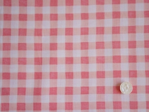 Moda Effie's Woods 優しいピンクのブロックチェック