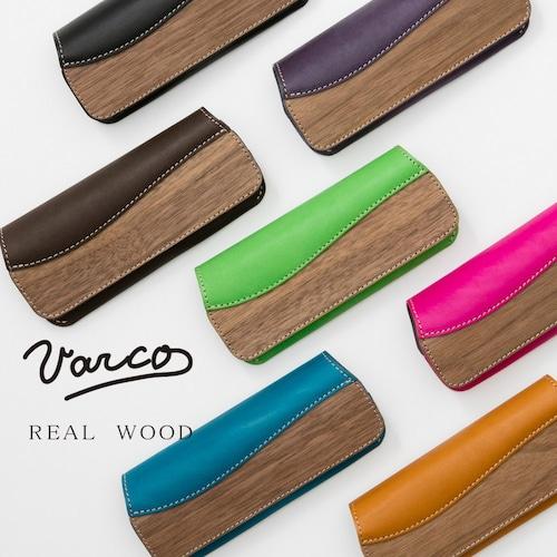 VARCO REAL WOOD/ヴァーコリアルウッド メガネケース