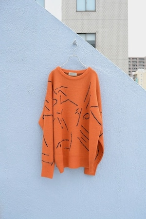 COMFORTABLE REASON / Automatism Knit