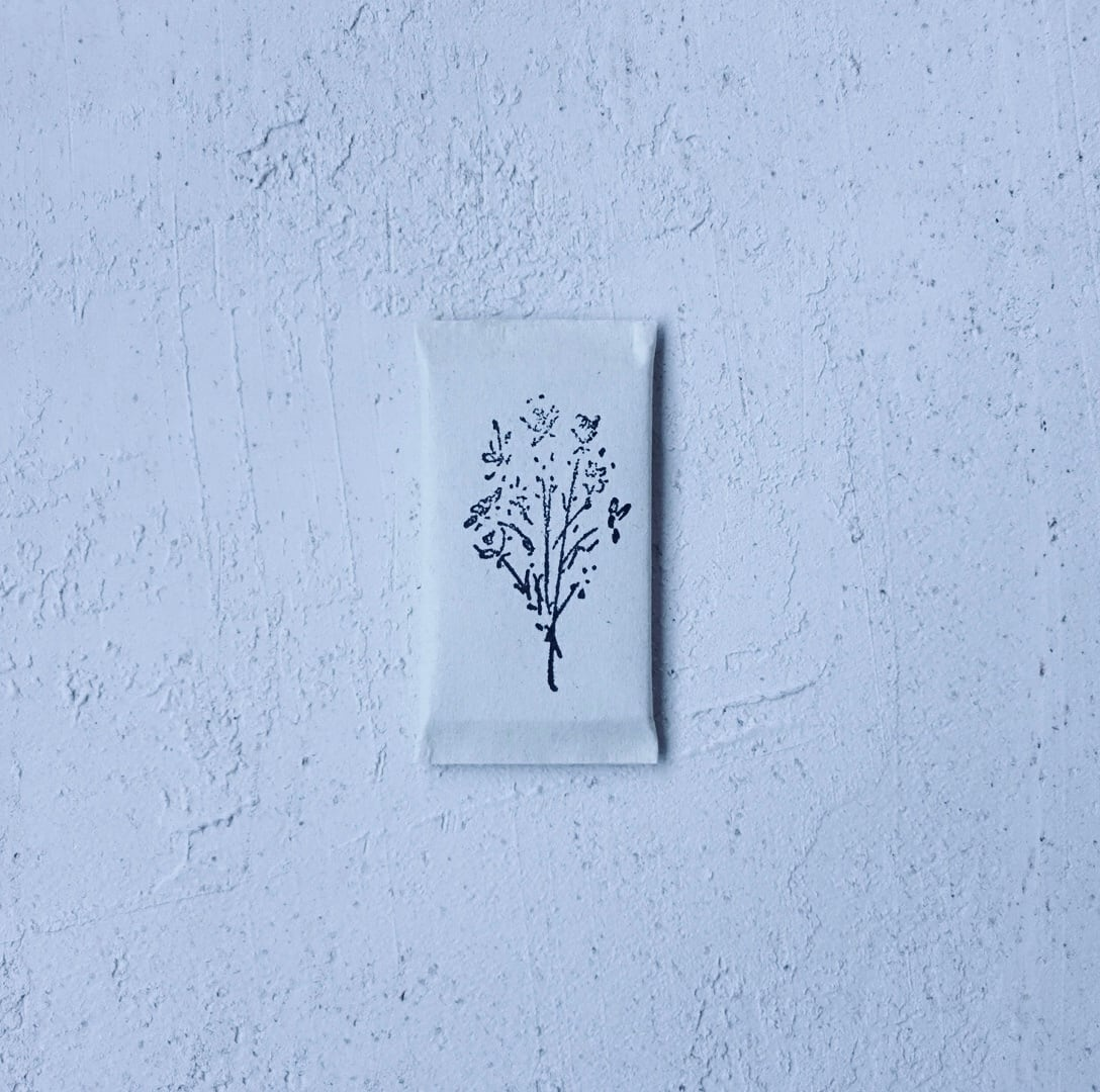 flower / stamp / hase