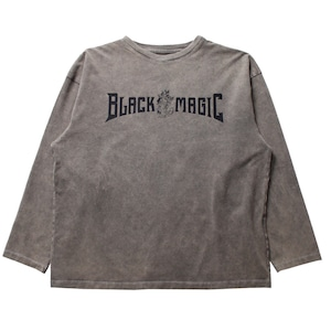 Liberal Youth Ministry Acid Gray Long sleeve Tee