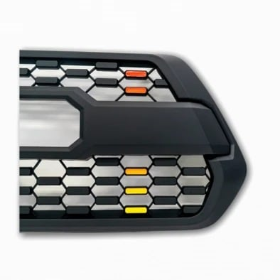 【 TacoVinyl 】 Tacoma TRD Pro Gradient Grille Decals