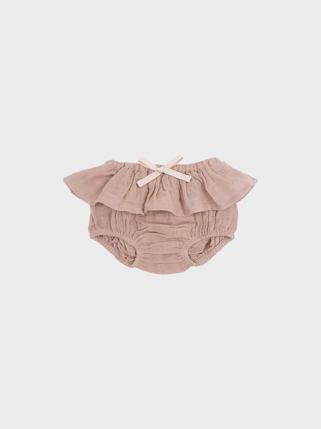 Petit Co. / Wren Bloomers Light Beige Pink