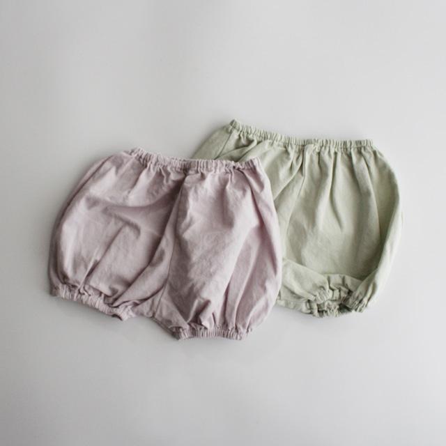 Baby  Bloomers mint  purple ※メール便可