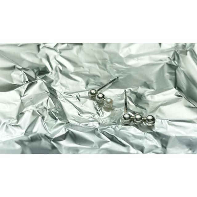 SUIU SV Studs Earrings