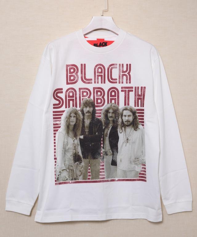 BLACK SABBATH(ブラックサバス)ロングスリーブTシャツ