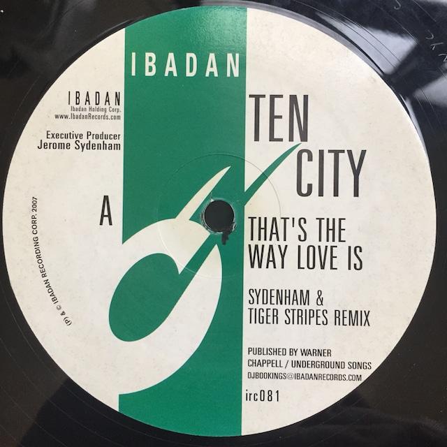 Ten City – That's The Way Love Is (Remixes)