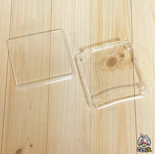 GBASP用 TPU素材 シェル保護カバー
