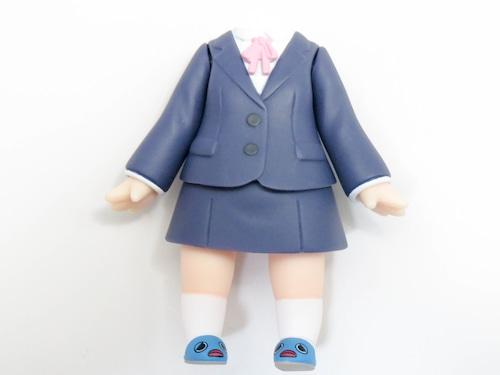 【639】 涼風青葉 体パーツ スーツ ねんどろいど
