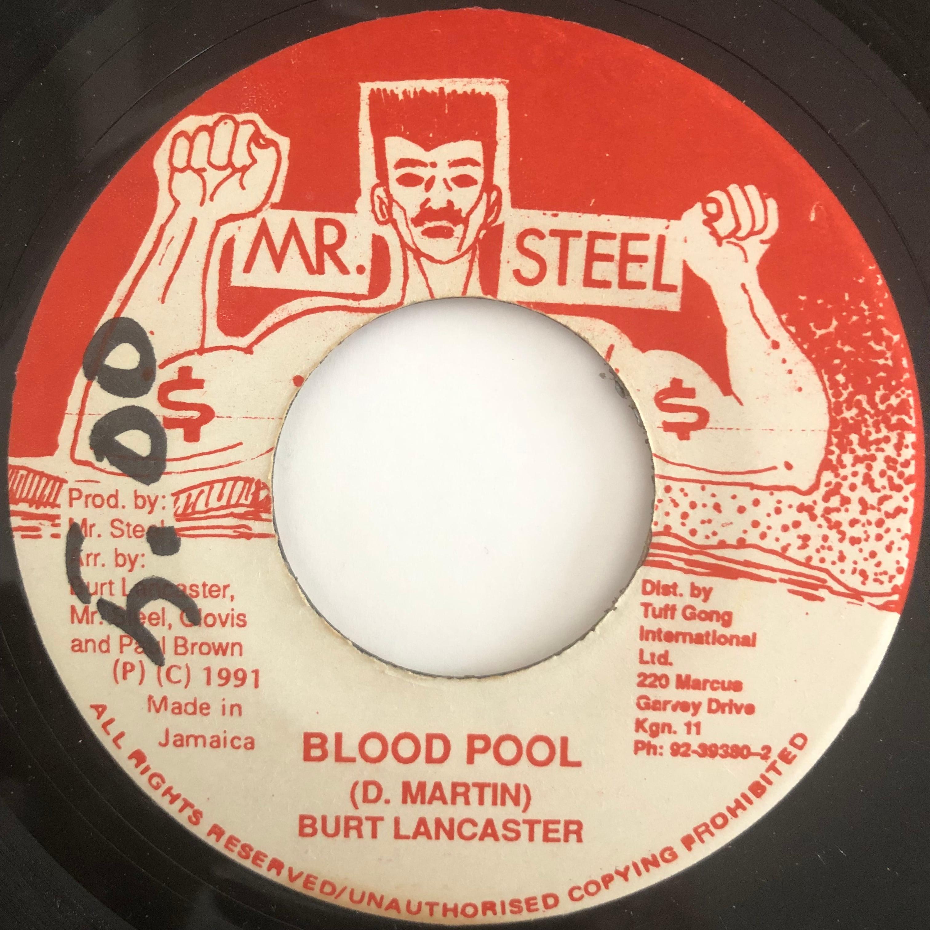 Burt Lancaster(バートランキャスター) - Blood Pool【7-20164】