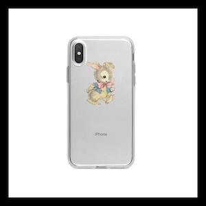 【お取り寄せ】ファンシー うさちゃん iPhoneケース