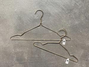 metal hanger 5set