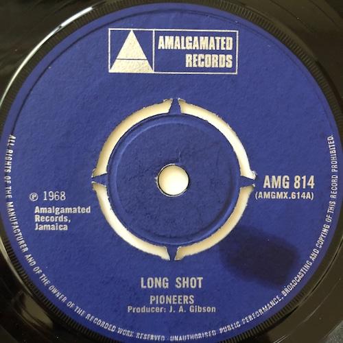 The Pioneers - Long Shot【7-20650】