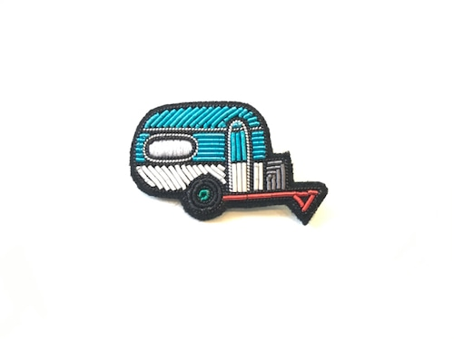 ブローチ トラクター