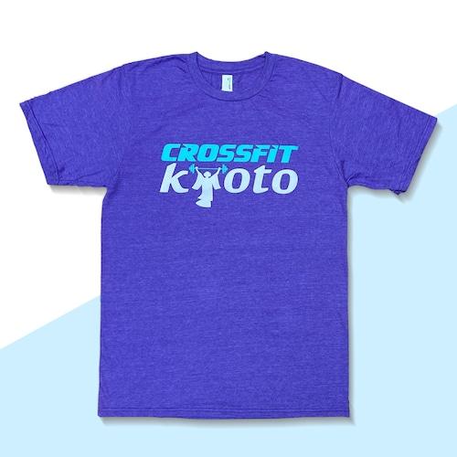 クロスフィット京都のロゴTシャツ [CrossFit Kyoto Logo T-shirts]