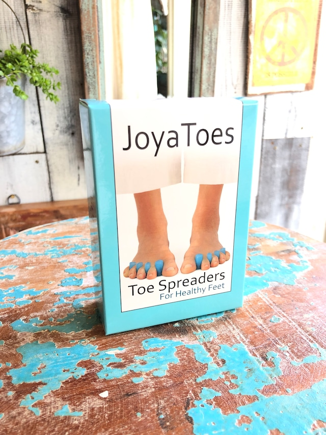 Joy-a-Toe(Toe Spreader) カナダ直輸入♪  2サイズ