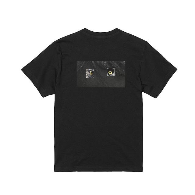 チャリティTシャツ 田中せり / 黒猫