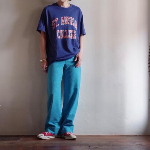 60-70's Color Pants / カラーパンツ