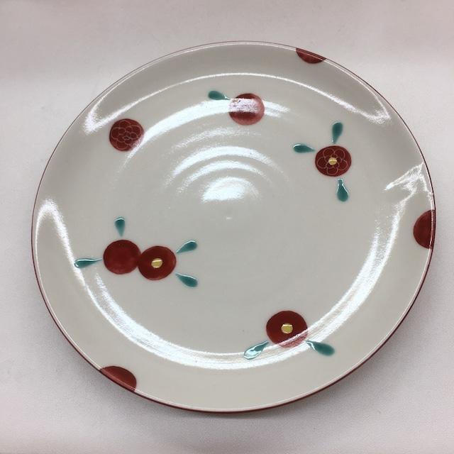 5寸皿/椿