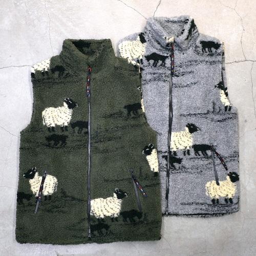 FARFIELD ORIGINAL / FLEECE VEST(SHEEP)