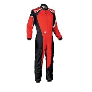 KK01727C073 KS-3 Suit for children  (Red / Black) 2019 MODEL