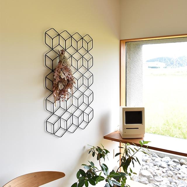 【Fe-12100_Wall Deco L】壁を飾ろう