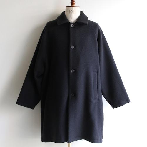 STILL BY HAND【mens】wool raglan coat