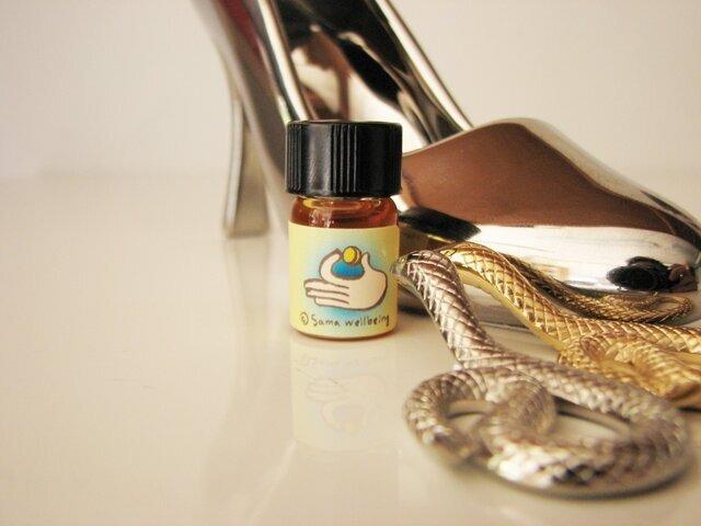 錬金術的変容の香油-Artha 2.5ml