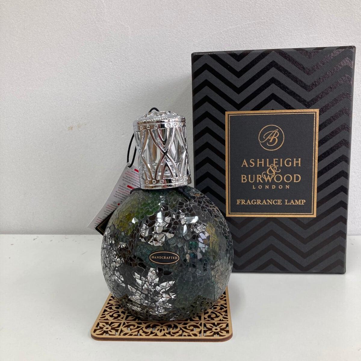 Ashleigh&Burwood(アシュレイ&バーウッド) アロマ フレグランスランプ ミントxブラウン 取扱店 人気 香り 効果 除菌 使い方 お手入れ方法