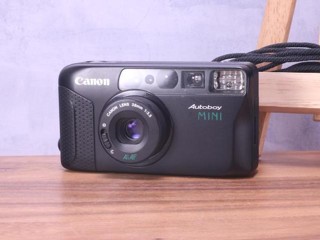 Canon Autoboy mini