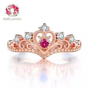 tiara mini ring