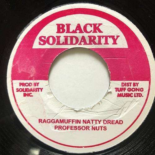 Professor Nuts - Raggamuffin Natty Dread【7-20693】