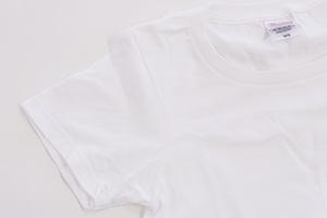 【レディス】ポリドラスTシャツ(スモークブラック)
