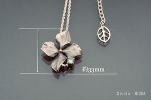 紫陽花の首飾り(mp21a01)