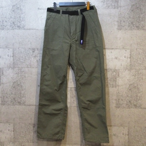 THE NORTH FACE 17AW Cotton Ripstop Field Pants