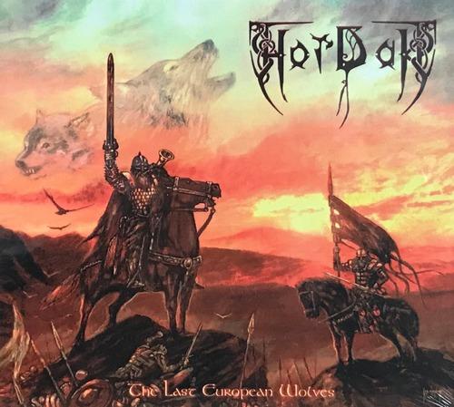 """HORDAK """"The Last European Wolves Digipack"""""""