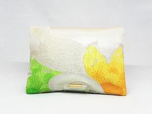 Clutch bag reversible〔一点物〕C052R