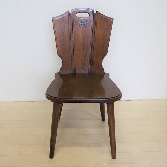 神田珈琲園 カリモクの椅子