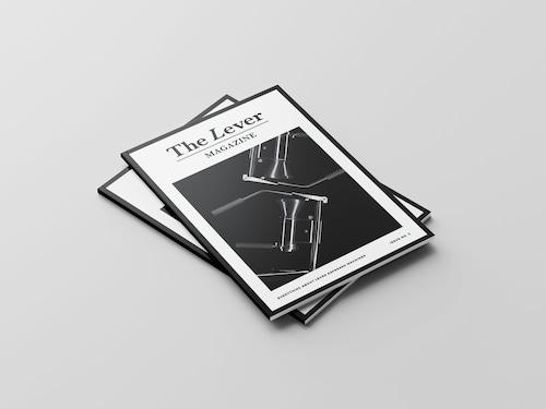 The Lever Magazine 第3号 英語版 レバー式エスプレッソマシン専門誌 クリックポスト【送料無料】