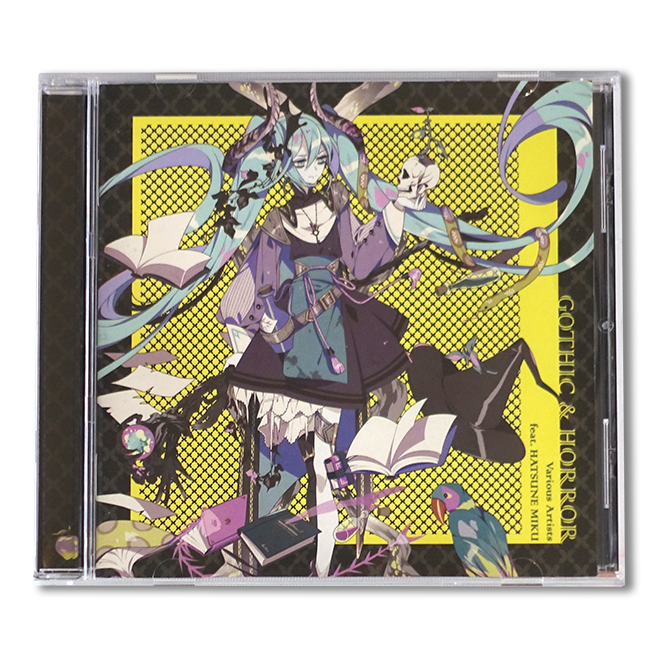 Various Artists feat. 初音ミク 『Gothic & Horror』 - 画像1