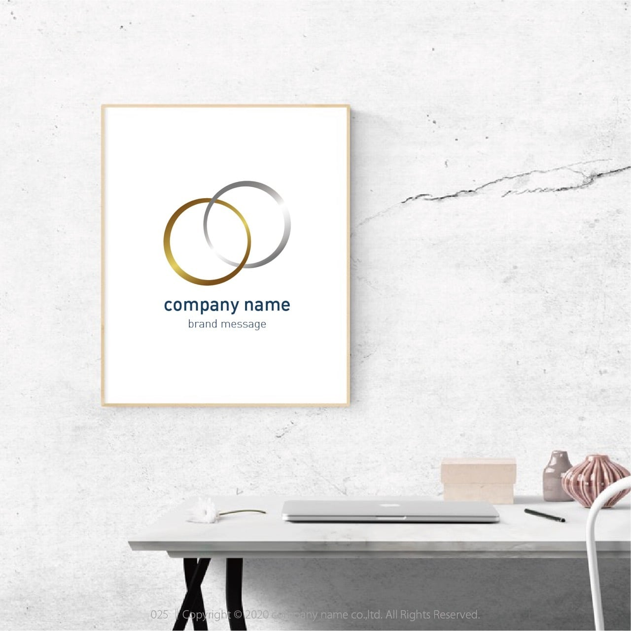 Brand Logo Mark :025