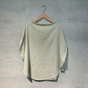 【COSMIC WONDER】Beautiful organic cotton circle T-shirt/12CW02051-2