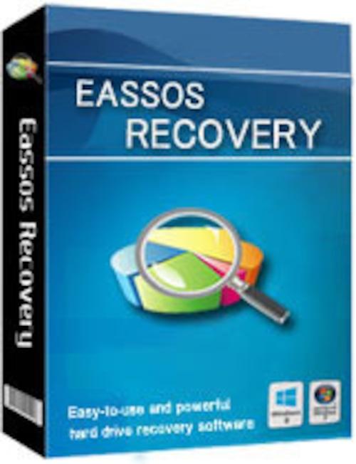 【ダウンロード版】Eassos データ復元 ソフトウェア 永久ライセンス 2PCs利用可能