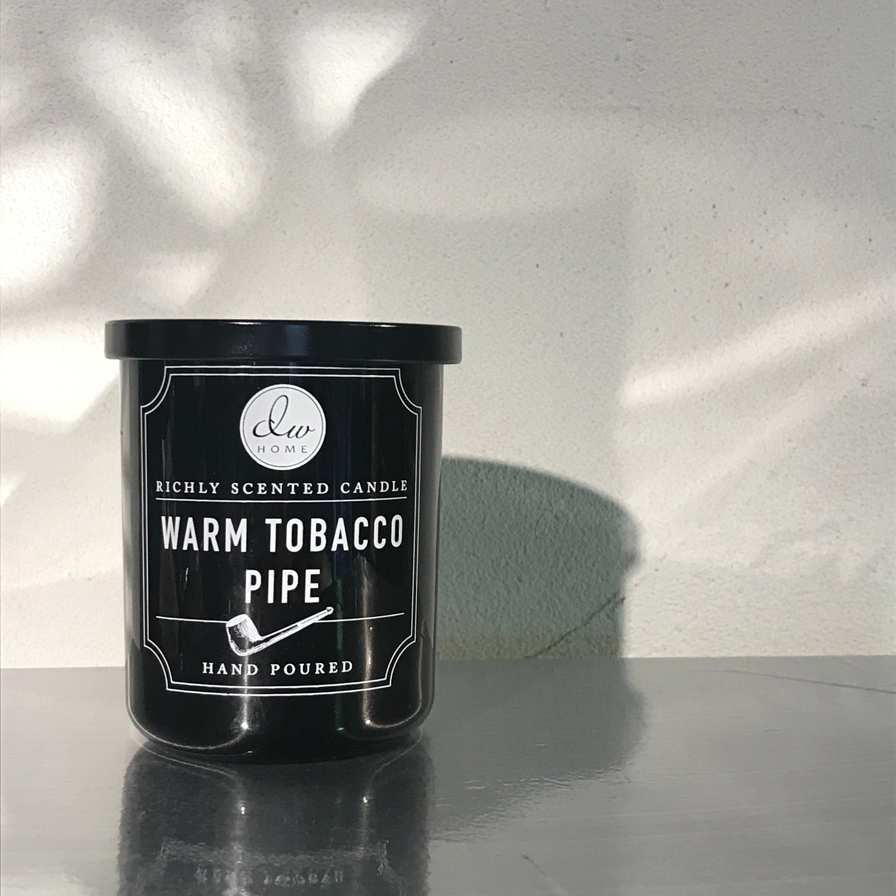 【Dw Home Candles】WARM TABACCO PIPE【アロマキャンドル】