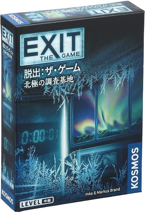 EXIT 脱出: ザ・ゲーム 北極の調査基地