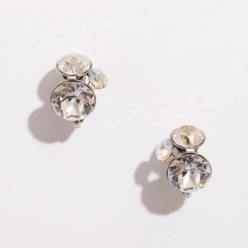 disco starイヤリング crystal